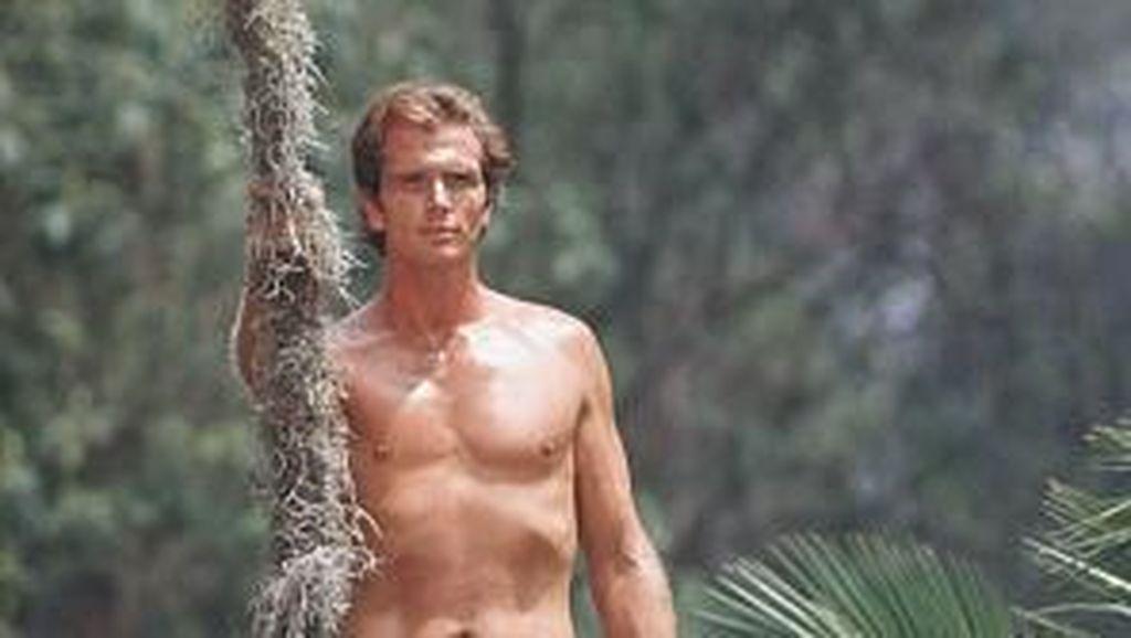 Sebelum Bunuh Ibunya, Putra Bintang Tarzan Ini Jebak Ayahnya