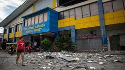 3 Anak-anak dan 1 Wanita Tewas Akibat Gempa M 6,4 di Filipina Selatan