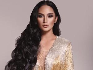 Krisdayanti Tampil Manglingi dengan Rambut Panjang, Dikira Kim Kardashian