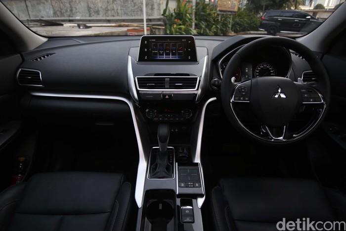 Test drive Mitsubishi Eclipse Cross