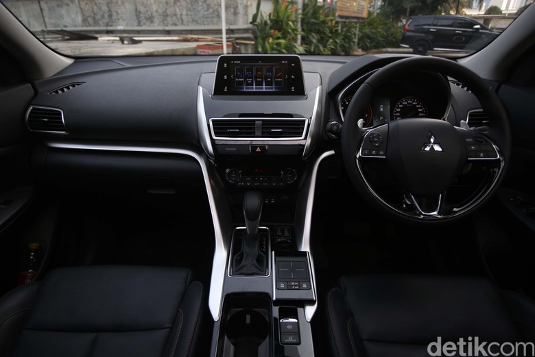 Test drive Mitsubishi Eclipse Cross