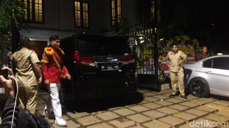 Syukuran Ultah Prabowo, Titiek Soeharto-Sutiyoso Merapat ke Kertanegara