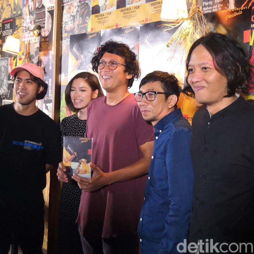 Ketika Goodnight Electric Jajal Tulis Lagu Berbahasa Indonesia