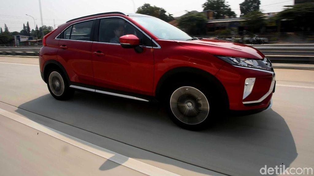 Menjajal SUV Berwajah Xpander yang Jadi Mobil Terbaik Jepang