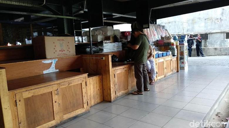 Melihat Kembali Pasar Keren Sarijadi Bandung yang Kian Mati