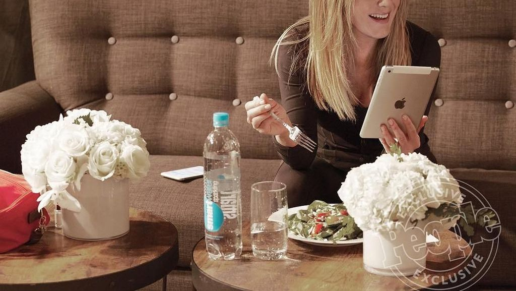 Jennifer Aniston Punya Instagram, Intip Momen Seru Kulinerannya