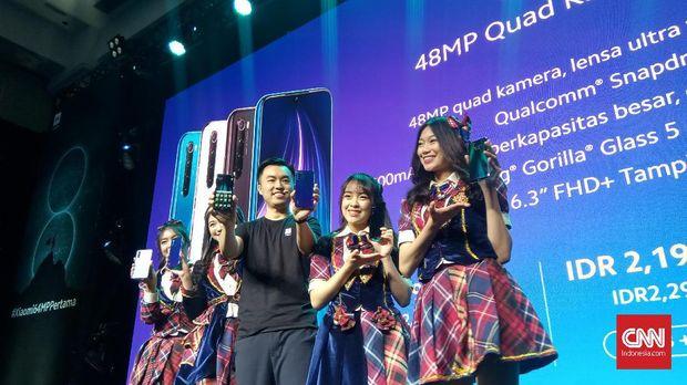 Spesifikasi dan Harga Redmi Note 8 dan 8 Pro di Indonesia
