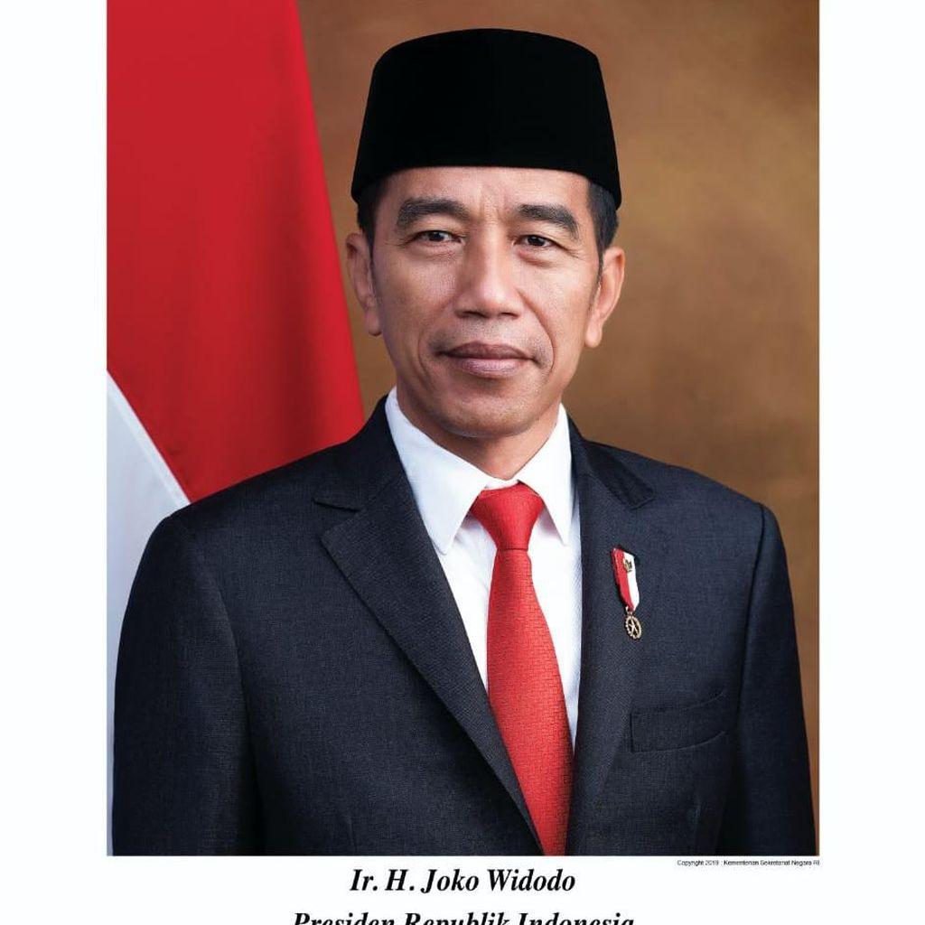 Jokowi: Kerja Bersama Menuju Indonesia Maju!