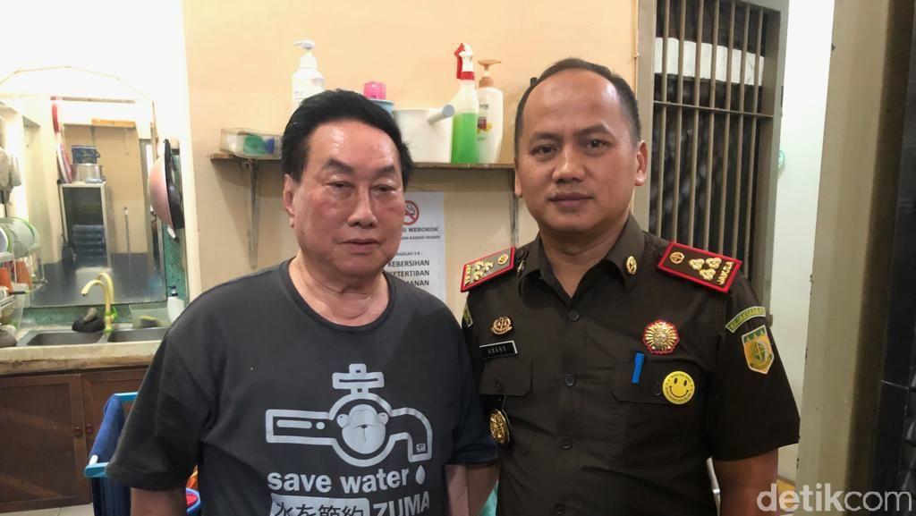 Jeng Tang Buron Kasus Korupsi Lahan Makassar New Port Ditangkap!