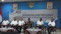 Pamitan, Mendikbud Titip Pesan soal Pendidikan di Papua