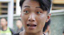 Pemimpin Demonstran Hong Kong Diserang Sekelompok Orang dengan Palu