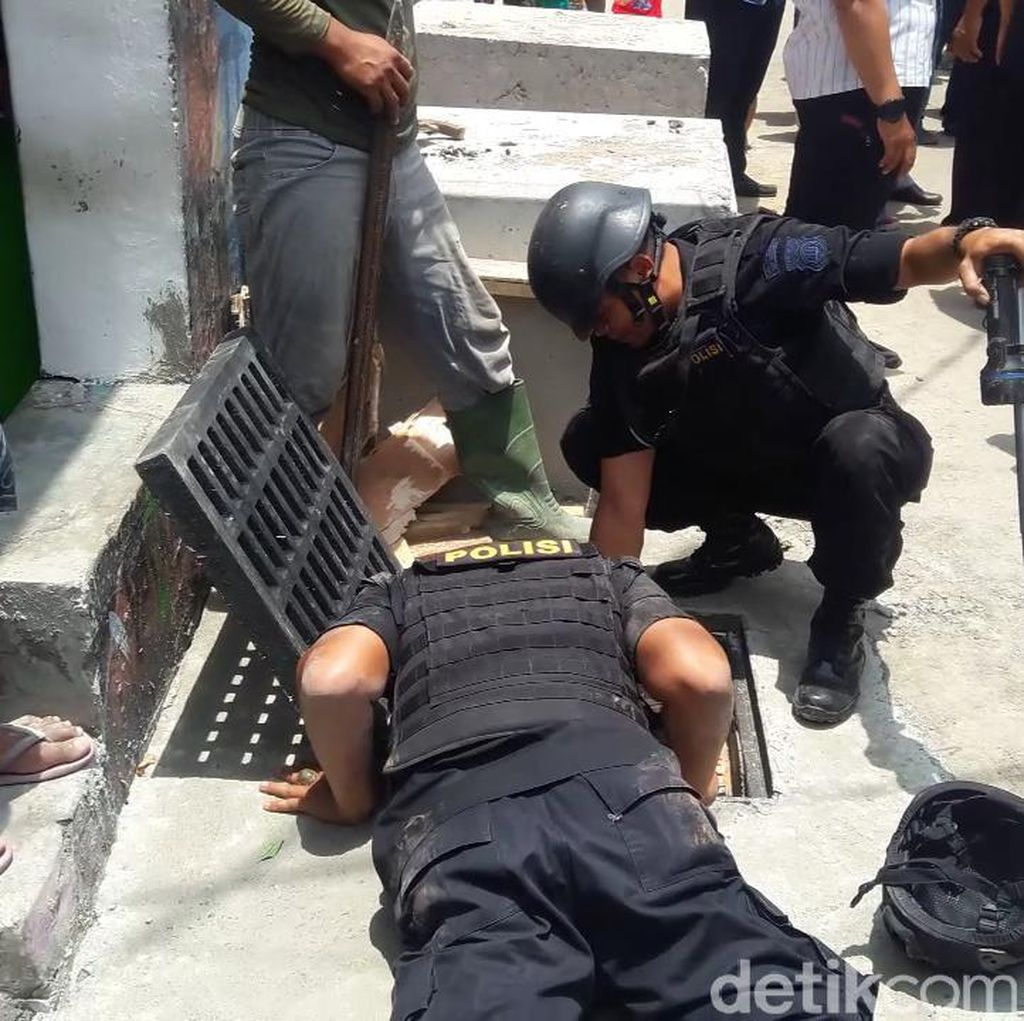 119 Peluru Aktif yang Berserakan di Selokan Yogya Berjenis FN