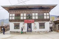 Bhutan, Negara Suci yang Agungkan Kelamin Pria