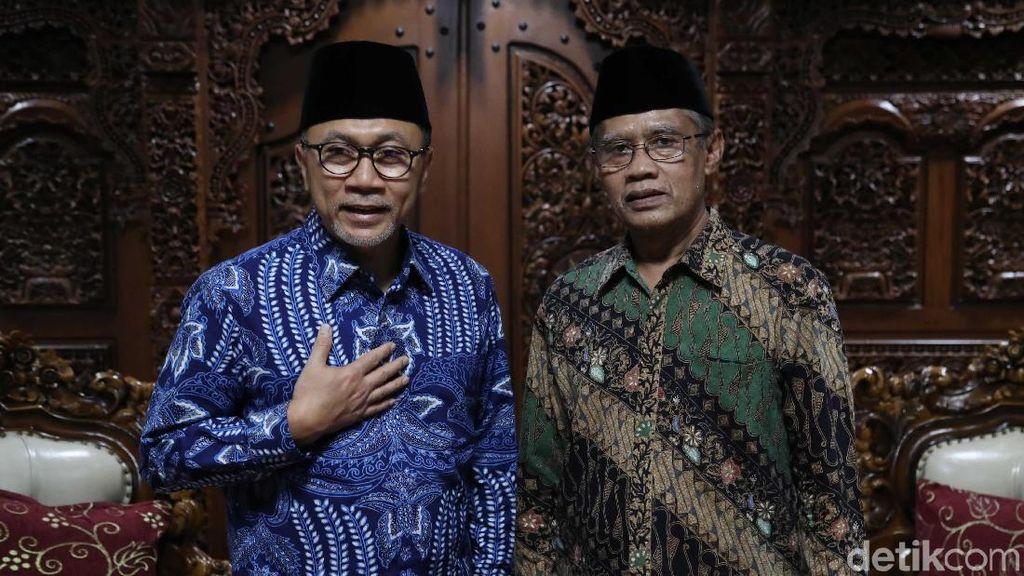 Zulhas Minta Ormas Islam Dukung Jokowi-Amin Pimpin Indonesia