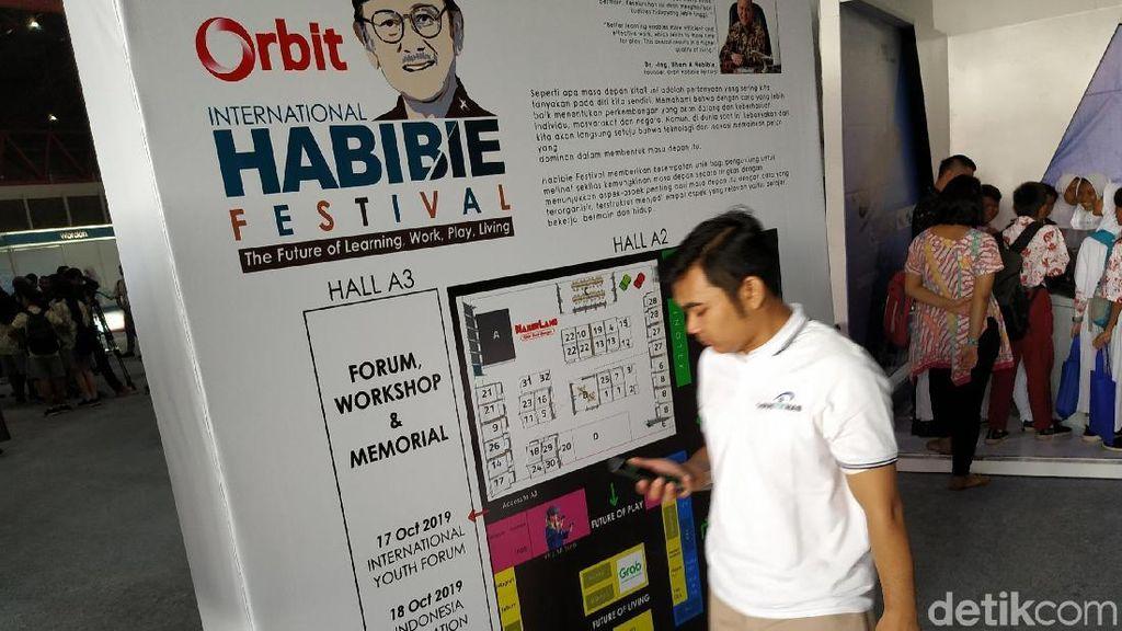 Orbit Habibie Festival, Ruang Unjuk Teknologi Karya Anak Muda
