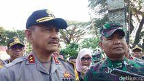 TNI-Polisi Siap Amankan Makassar di Hari Pelantikan Jokowi