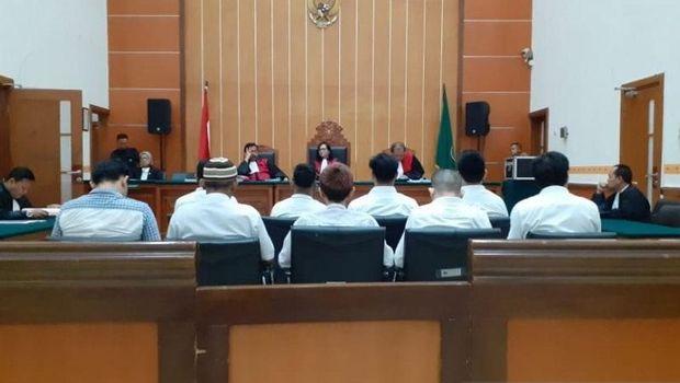 Kasus 70 Kg Sabu Malam Tahun Baru Tak Ada yang Dihukum Mati, Jaksa Banding
