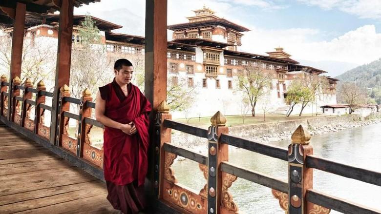 Sejarah kelamin pria di Bhutan. (Foto: BBC)