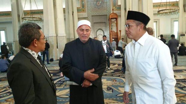 Sejarah Masjid Agung di Vatikan yang Sempat Ditentang Mussolini