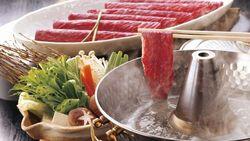 Shabu-shabu Dimasak dengan Daging dan Sayuran Jenis Ini