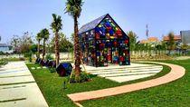 Siapa Sangka Taman Instragramble di Surabaya Ini Dulunya Adalah Rawa