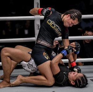 ONE Championship: Priscilla Ingin Menghibur Publik Istora