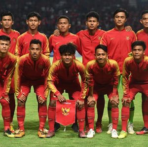 Laga Persahabatan: Timnas Indonesia U-19 Tekuk China 3-1