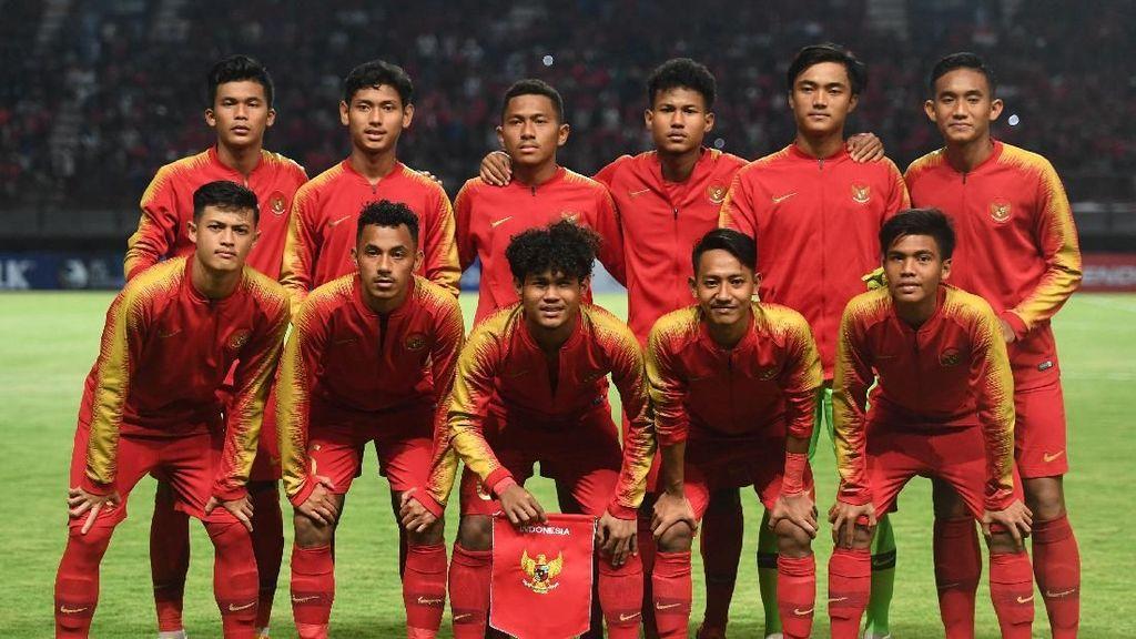 Piala Asia U-19 Ajang Pembuktian Garuda Muda Sebelum ke Piala Dunia 2021