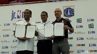 DKI Jakarta & NBA Jalin Kerja Sama Penerapan Kurikulum Basket di Sekolah