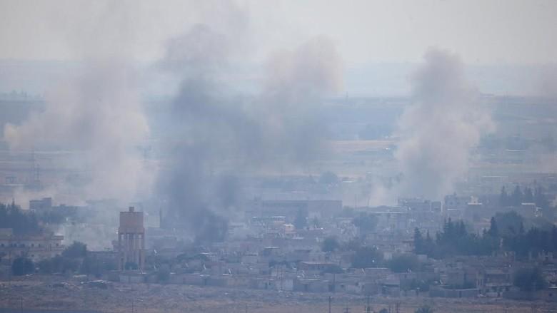 2 Militan Belgia Kabur dari Penjara Suriah Usai Serangan Udara Turki