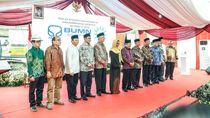 Digroundbreaking JK, Ini Fasilitas Masjid Karya Brantas Abipraya