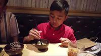 Resmi Jadi Putra Ruben Onsu, Betrand Peto Punya Makanan Favorit Sederhana