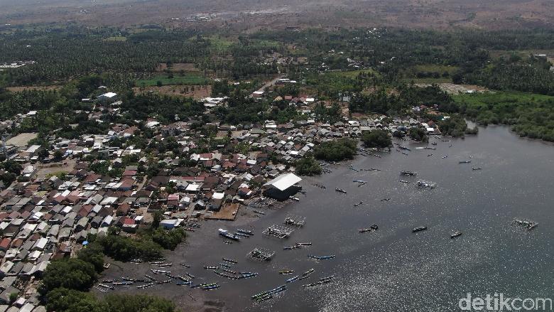 Berkat Dana Desa, Seruni Mumbul Bisa Buat Destinasi Wisata