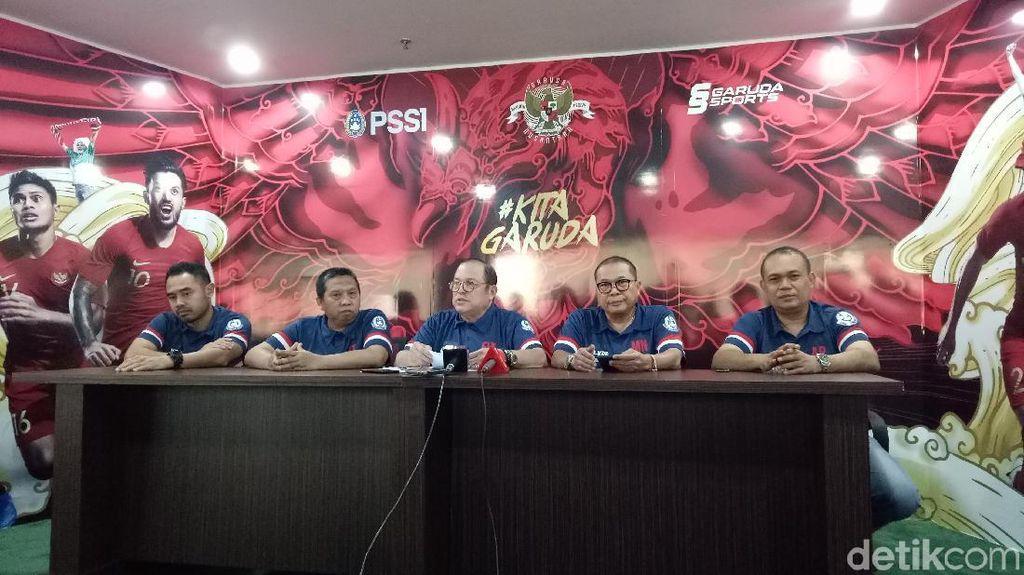 Banding Dikabulkan, Calon Ketum PSSI Jadi 11 Orang