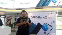 Ketika Youtuber Kepincut OPPO Reno2 F di Surabaya