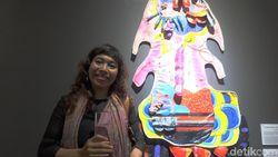 Unik Banget! Seniman Yogyakarta Bikin Karya Daur Ulang dari Plastik