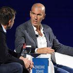 Ketemu Pogba di Dubai, Zidane: Pembicaraan Pribadi!