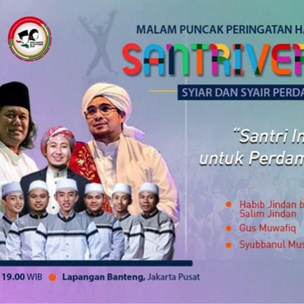 Santriversary, Syiar & Syair untuk Perdamaian Dunia