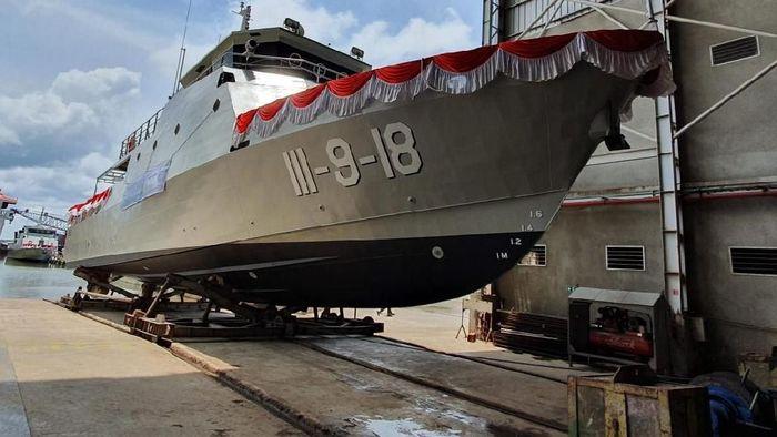 Foto: Kapal Patroli Made In Pontianak Steadfast Marine (Istimewa/Steadfast Marine