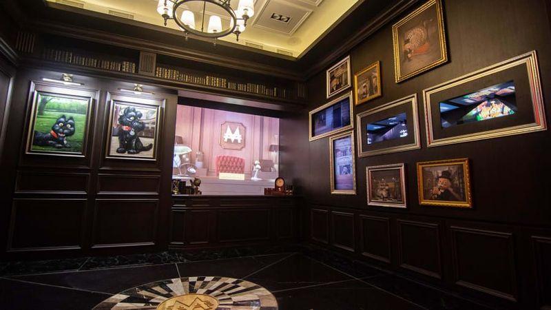 Wahana pertama yang akan menyambut pengunjung Monopoly Dreams adalah Secret Residence. (monopolydreams.com)