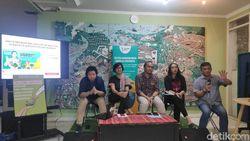 328 Ribu Ha Hutan Terbakar, Jokowi Diminta Maksimalkan Penegakan Hukum