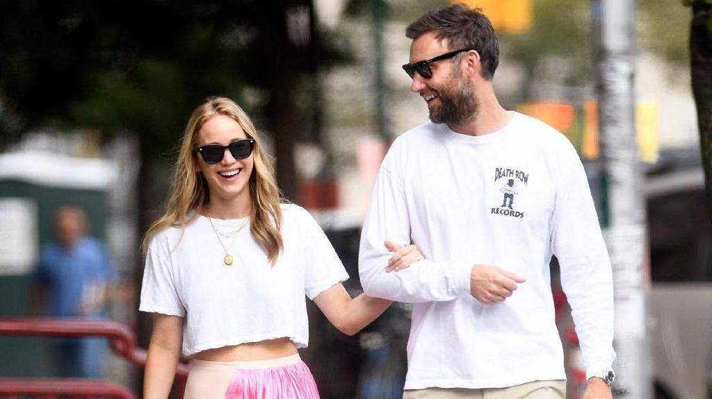 Jennifer Lawrence Menikah, Akan Banyak Makanan Mewah di Pesta Pernikahannya