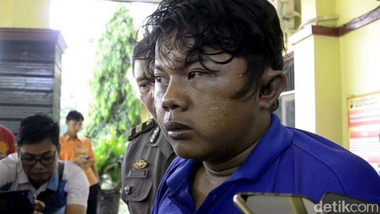 Tampang Pelaku Pemerkosa dan Pembunuh Wanita Difabel di Pekalongan