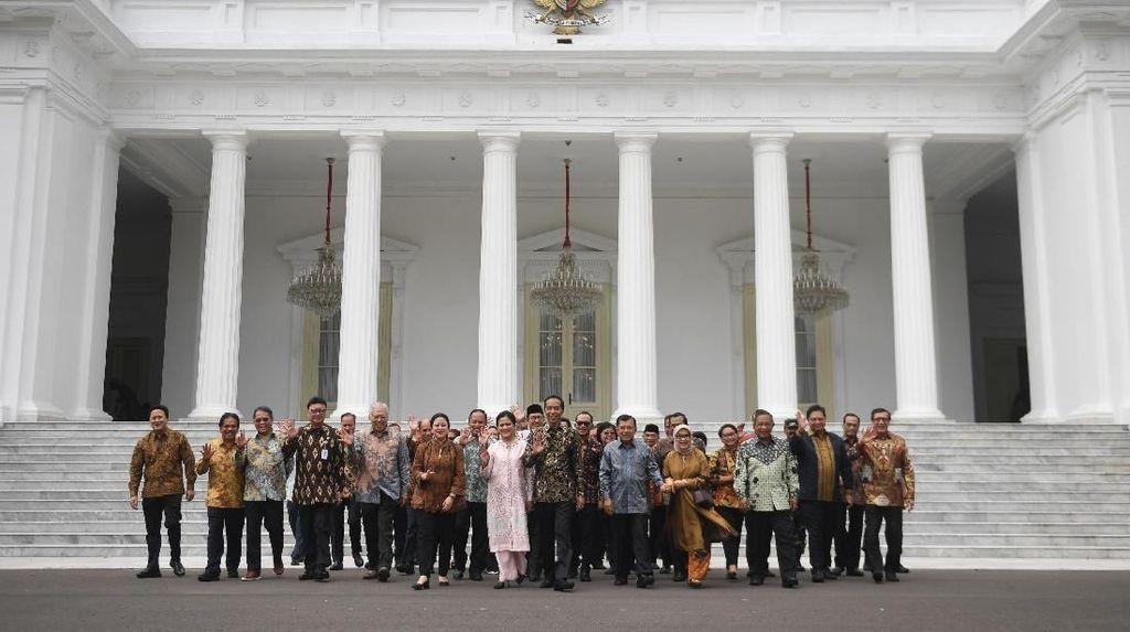 Ucapan Jokowi yang Paling Diingat Sri Mulyani, Retno, hingga Susi