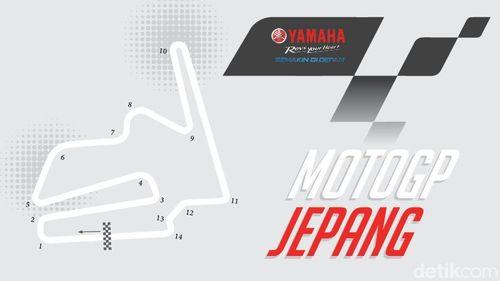 Marc Marquez Bertakhta di MotoGP Jepang