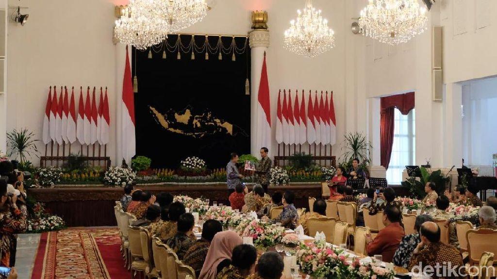Luhut, Sri Mulyani dan Budi Karya Bungkam soal Jadi Menteri Lagi