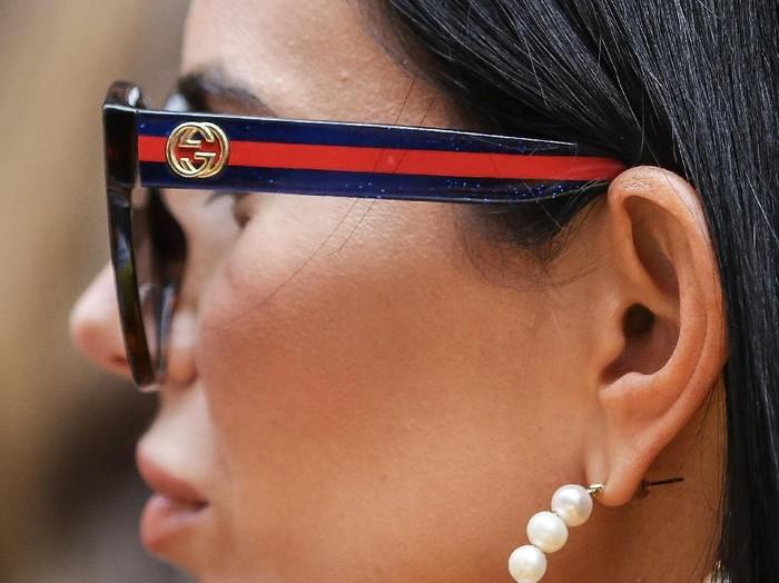 Kacamata Gucci. (Foto: Getty Images)