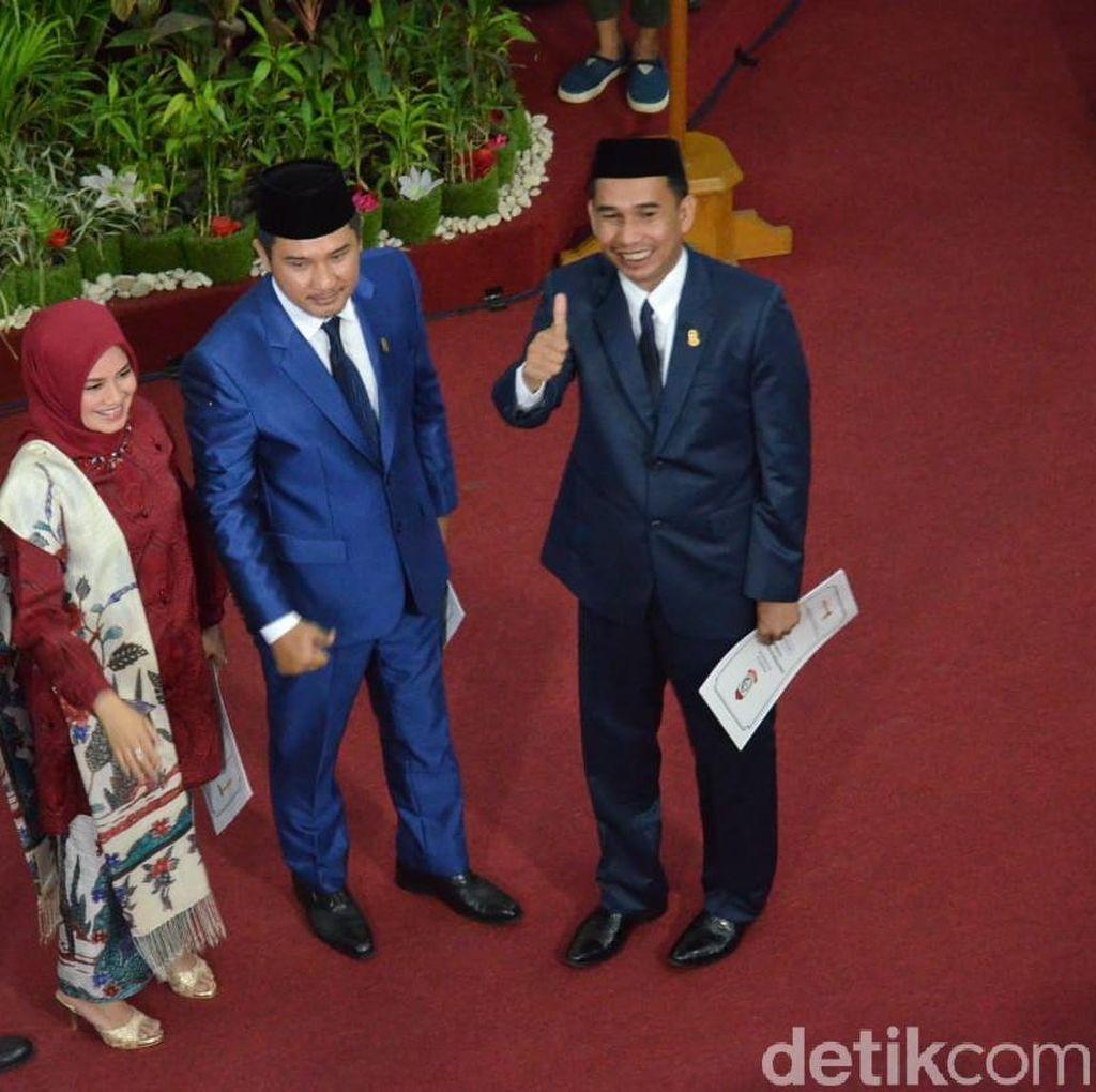 4 Pimpinan Definitif DPRD Makassar Resmi Dilantik