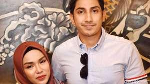 Irwansyah dan Zaskia Sungkar yang Selalu Serasi