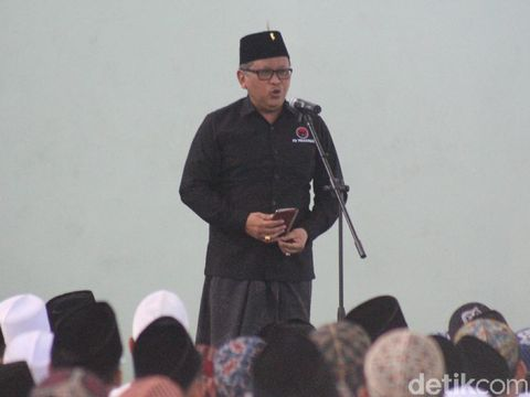 Sekjen PDIP Hasto Kristiyanto/
